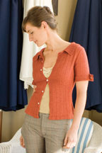 Spring 2008 Interweave Knits's Auburn Camp Shirt