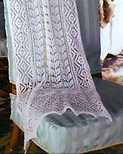 Alpine knit scarf, p. 36