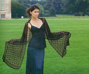 Myrtle leaf shawl, p. 142