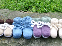 Wave of Babies Booties