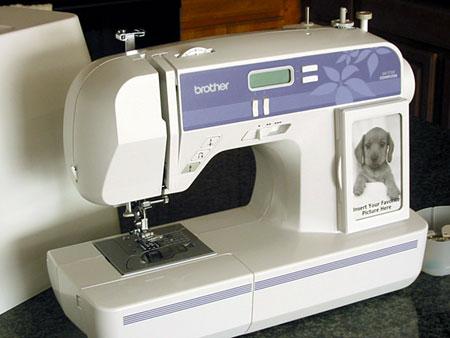 My new sewing machine