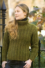 Carrick Pullover, from Tweed