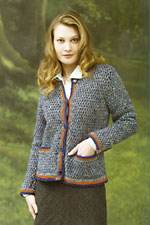 Chanel-Style Tweed Jacket, from Tweed